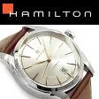 【Hamilton】ハミルトン アメリカンクラシック スピリット オブ リバティ 手巻き付き自動巻き メンズ腕時計 シルバー×ローズゴ−ルドダイアル ブラウン レザーベルト H42415551【あす楽】