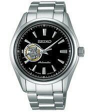 【SEIKOPRESAGE】セイコープレザージュ自動巻き手巻き付メンズ腕時計SARY053