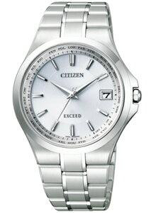 【CITIZENEXCEED】シチズンエクシードエコドライブ電波ペア腕時計CB1030-51A【送料無料】【正規品】
