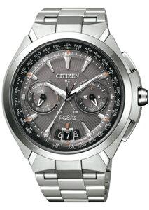【CITIZENATTESA】シチズンアテッサ9月発売エコ・ドライブ電波サテライトウエーブメンズ腕時計CC1080-56E【送料無料】【正規品】