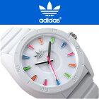 adidasoriginalsアディダスオリジナルスSANTIAGOサンティアゴメンズレディース腕時計ADH2915ホワイトマルチカラー【あす楽】