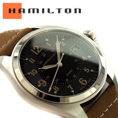 HAMILTON ハミルトン KHAKI FIELD カーキフィールド Field Quartz フィールド クォーツ メンズ 腕時計 アナログ 電池式 レザーベルト 本革 ブラック ブラウン 40mm スイス製 H68551833【あす楽】