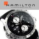 HAMILTON ハミルトン Khaki Aviation カーキ X-Wind Auto Chrono アナログ 腕時計 クロノグラフ 自動巻き メンズ ブラック シルバー H77616333【あす楽】