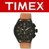 【並行輸入品】TIMEX タイメックス INTELLIGENT QUARTZ インテリジェントクォーツ メンズ 腕時計 ブラック ブラウン T2P277-H T2P277