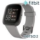 Fitbit VERSA2 フィットビット バーサ2 ユニセックス スマートウォッチ FB507GYSR 1