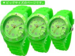 【icewatch】アイスウォッチ腕時計ice-watchice-SiliForeverアイスシリフォーエバービッグサイズグリーンSIGNBS【送料無料】【正規品】