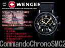 WENGER ウェンガー腕時計 コマンドクロノグラフ SMC2 70724XL【WENGER】ウェンガー腕時計 コマ...