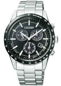 【CITIZENCOLLECTION】シチズンコレクションメンズ腕時計エコドライブソーラークロノグラフブラックBL5594-59E【送料無料】【正規品】
