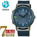 セイコー SEIKO ワイアード ツーダブ WIRED WW TYPE02 NUMBER スマートウオッチ Bluetooth メンズ 腕時計 AGAB408