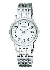 【CITIZENFORMA】シチズンフォルマレディース腕時計エコ・ドライブホワイトEW1580-50B【送料無料】【正規品】【smtb-k】【w2】