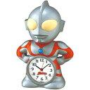 【SEIKO CLOCK】セイコー ウルトラマン おしゃべり 目覚まし時計 JF336A 【ネコポス不可】