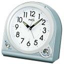 【SEIKO CLOCK】セイコー PYXIS ピクシス アラーム音切替タイプ 目覚まし時計 NQ705L【ネコポス不可】