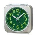 セイコークロック SEIKO CLOCK スタンダード 目覚まし時計 アナログ NR440G