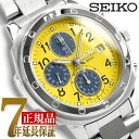 セイコー 腕時計 SEIKO メンズ 逆輸入セイコー SND409 SND409P1 クロノグラフ ...