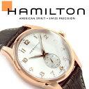 【Hamilton】ハミルトン ジャズマスター シンライン スモールセコンド クォーツ メンズ腕時計...