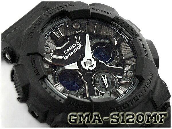 腕時計, レディース腕時計 G-SHOCK G CASIO S Series S GMA-S120MF-1ACR GMA-S120MF-1A