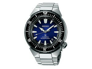 【SEIKOPROSPEX】セイコープロスペックスライジングウェーブRISINGWAVEコラボダイバーズウォッチダイバースキューバトランスオーシャン自動巻手巻き式メンズ腕時計ブルーSBDC047