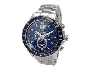 【逆輸入SEIKO】セイコースポーチュラSPORTURAクォーツメンズクロノグラフ腕時計SPC135P1