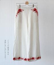 5▼▼「Vieo」慎ましく咲く花刺繍2月22日22時販売新作