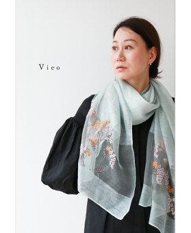 ▼▼「Vieo」洗練された可憐さにストール3月18日22時販売新作