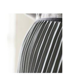 ▼▼▼(ブルーグレー)「french」煌びやかに揺れるプリーツスカート9月19日22時販売新作