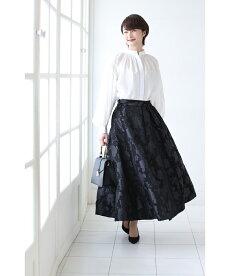 ▼▼「cawaii」シックに浮かぶ品格の薔薇ロングスカート2月20日22時販売新作
