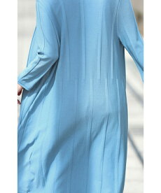 ▼▼(ブルー)「FRENCHPAVE」(黒)1枚あればコーデが広がる。着回しロングカーディガン羽織り