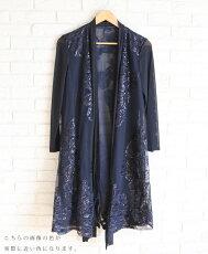 「french」スパンコールと刺繍のリュクスな羽織りカーディガン2月6日22時販売新作