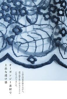 ▼▼「pave」贅沢な小花総レースのシアーブラウス9月28日22時販売新作