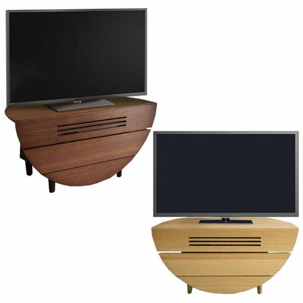 【おまけ付】88コーナーボード(BR/NA) テレビ台 テレビボード TV テレビ コーナー ローボード 角 スペース コーナータイプ:Ones Interior