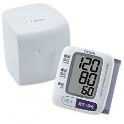 CITIZEN CH-650F 手首式血圧計