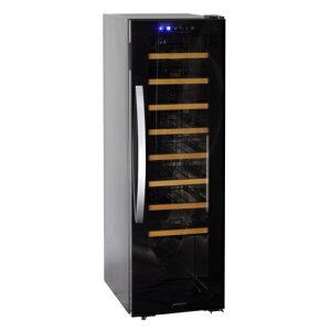 デバイスタイルWE-C27W(ホワイト)_コンプレッサー方式27本収納用ワインセラー