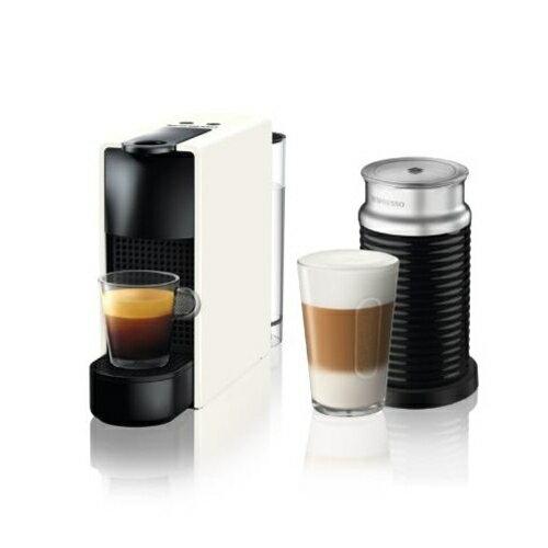 ネスレ Nestle C30WHA3B(ピュアホワイト) コーヒーメーカーエッセンサミニバンドルセット C30WHA3B