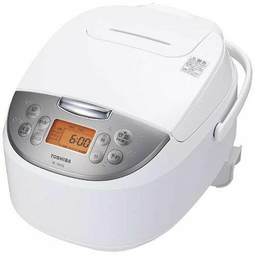 キッチン家電, 炊飯器  TOSHIBA RC-10MSL() 5.5 RC10MSLW