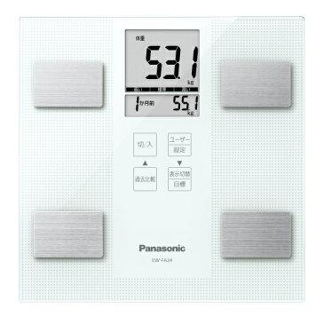 パナソニック Panasonic EW-FA24-W(ホワイト) 体組成バランス計 EWFA24W