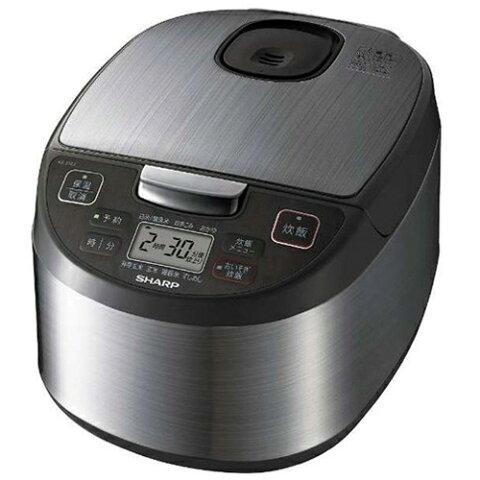 シャープ SHARP KS-S10J-S(シルバー) ジャー炊飯器 5.5合 KSS10JS
