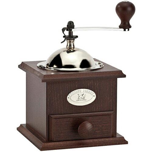 【長期保証付】プジョー  コーヒーミル NOSTALGIE(ノスタルジー) 茶木ドーム 21cm 841-1 8411