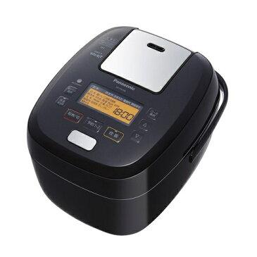 パナソニック Panasonic SR-PA108-K(ブラック) おどり炊き 可変圧力IHジャー炊飯器 5.5合 SRPA108K
