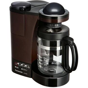 パナソニック Panasonic NC-R500-T(ブラウン) ミル付き浄水コーヒーメーカー NCR500