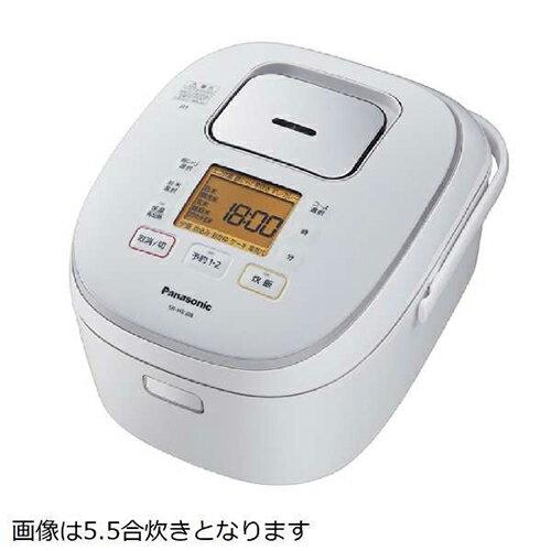 パナソニック Panasonic SR-HB188-W(ホワイト) IHジャー炊飯器 1升 SRHB188W
