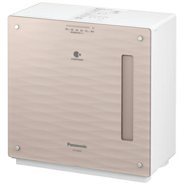 パナソニック Panasonic FE-KXR05-T(クリスタルブラウン) 気化式加湿器 木造8.5畳/プレハブ14畳 FEKXR05