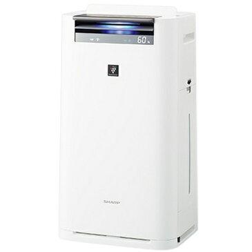 シャープ SHARP KI-JS70-W(ホワイト) プラズマクラスター25000搭載 加湿空気清浄機 空気清浄31畳/加湿18畳 KIJS70W