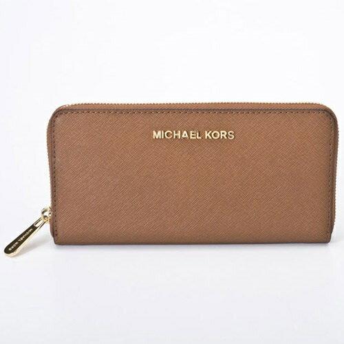 MICHAEL KORS 32S3GTVE3L キャメル/ゴールド 長財布