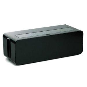 テーブルタップボックス ブラック