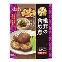 よろずやマルシェで買える「イチビキ おふくろの味 椎茸の含め煮 50g」の画像です。価格は108円になります。