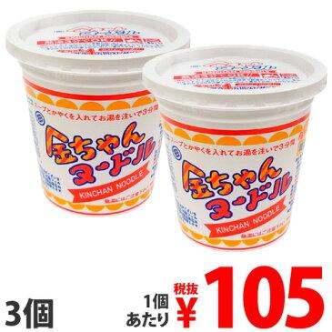 【賞味期限:19.01.12】徳島製粉 金ちゃん ヌードル 85g×3個