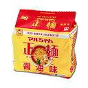 マルちゃん正麺 醤油味 105g×5食