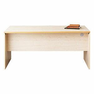 Garage パソコンデスク fantoni テーブル 幅160cm 奥行き80cm GL-168D 白木 【代引不可】:よろずやマルシェ