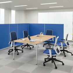 生興テーブルCR型会議用テーブルW1200×D900×H700CR-1290TA
