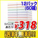 【送料無料】【日本製】ボックスティッシュペーパー 200組 12パック(60個) キラットオリジナル
